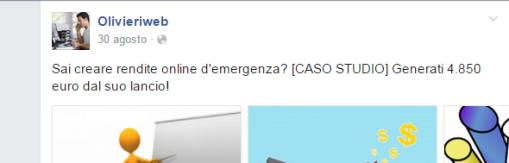facebook ads guadagnare
